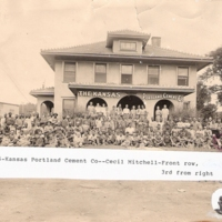 The Kansas Portland Cement Company, Bonner Springs, KS