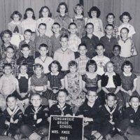 Tonganoxie Grade School  Grade 3 - 1959-60
