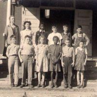 Tonganoxie Grade School - Grade 6 - 1944 - '45