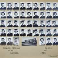 Bonner Springs High School Class of 1956