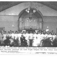 Second Christian Church Choir