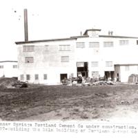 &lt;br /&gt;<br /> The Kansas Portland Cement Company, Bonner Springs, KS&lt;br /&gt;<br />