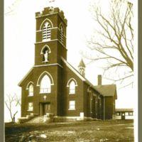 St. Patricks Catholic Church at Hoge