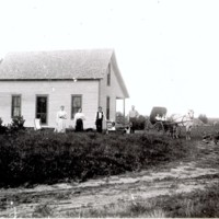 Original Naysmith Farm Home