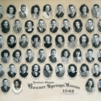 Bonner Springs High School Senior Class of 1948
