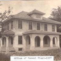 The Bonner Portland Cement Company, Bonner Springs, Kansas