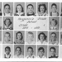 Tonganoxie Grade School  Grade 1  - 1949-'50