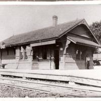 Union Pacific Depot, Bonner Springs, KS 1904