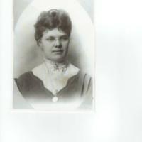 99.  Lucy DuBois Trower  Early School Teacher in Jefferson County Rural School.jpg