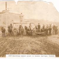 Bonner Portland Cement Company, Bonner Springs, Kansas